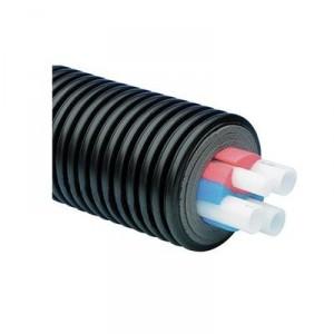 Труба для горячего водоснабжения и отопления Uponor Quattro (Ecoflex)