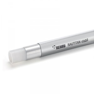 Универсальная труба RAUTITAN stabil для систем водоснабжения и отопления