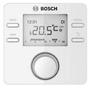 Комнатные и погодозависимые регуляторы Bosch